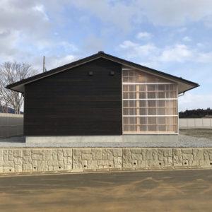 陸前高田の住居